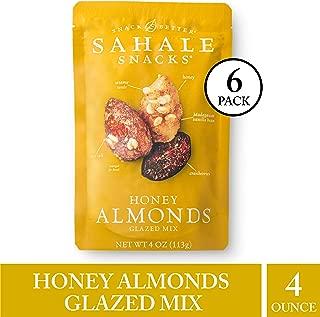 buffalo flavored almonds