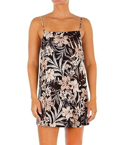 Hurley Hawaiiana Slip Dress Cover-Up