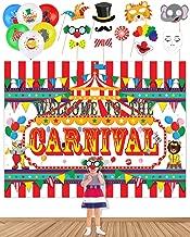 Best carnival photo backdrop Reviews