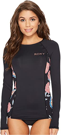 Roxy - Softly Love Long Sleeve Rashguard