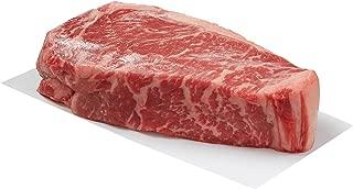 USDA Prime Boneless Beef Strip Steak, 1 lb