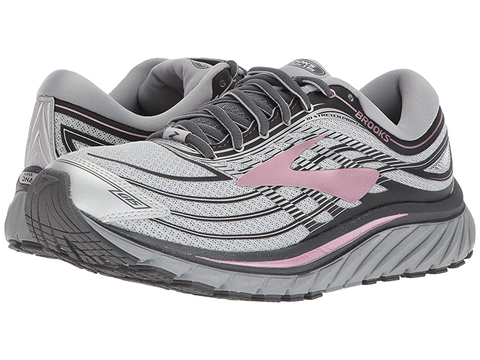 Brooks Glycerin(r) 15 (Silver/Grey/Rose) Women