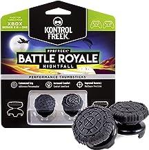 KontrolFreek FPS Freek Battle Royale Nightfall Performance Thumbsticks for Xbox One and Xbox Series X | Performance Thumbs...