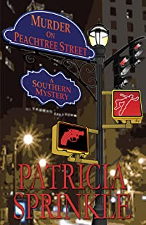 Murder On Peachtree Street (A Southern Mystery)