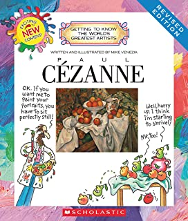 Paul Cezanne (Revised Edition) (Getting to Know the World's Greatest Artists) (Getting to Know the World's Greatest Artists (Paperback))
