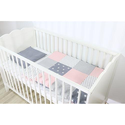 Baby Bettwäsche Set Mädchen Amazonde