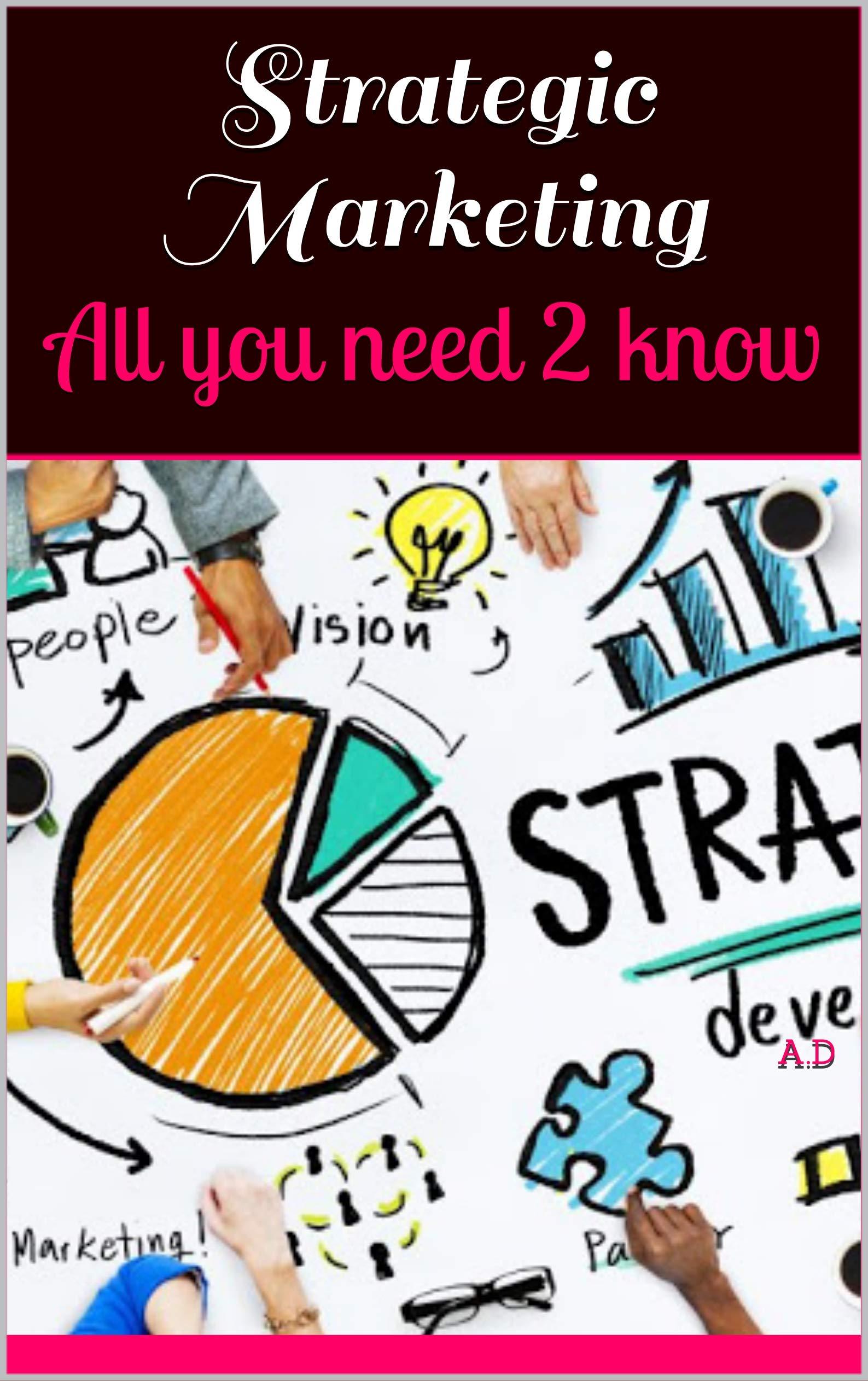 Strategic Marketing: All you need 2 know
