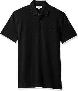 Lacoste Mens Short Sleeve Paris Polo Shirt