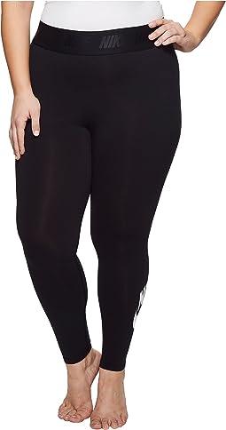 Sportswear Leg-A-See High Waist Legging (Size 1X-3X)