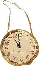 Gold Alice and Wonderland Rabbit Clock Purse