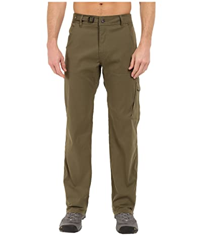 Prana Stretch Zion Pant (Cargo Green) Men