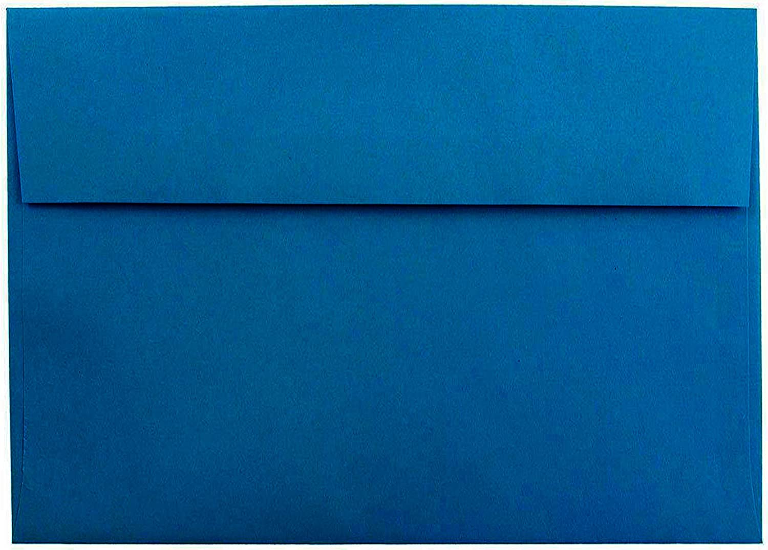 Deep Royal Blue 50 Boxed Manufacturer OFFicial shop A6 4-3 Envelopes for 2 x Weekly update 4 6-1 4-1