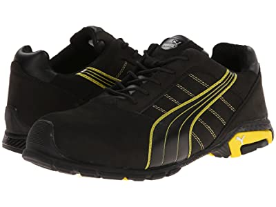 PUMA Safety Metro Amsterdam SD (Black) Men