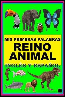 MIS PRIMERAS PALABRAS DEL REINO ANIMAL-INGLÉS Y ESPAÑOL: L