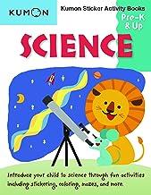 Science Pre K & Up: Sticker Activity Book