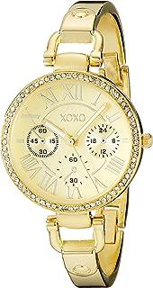 ساعة اكس او اكس او للنساء XO5756- انالوج، رسمية