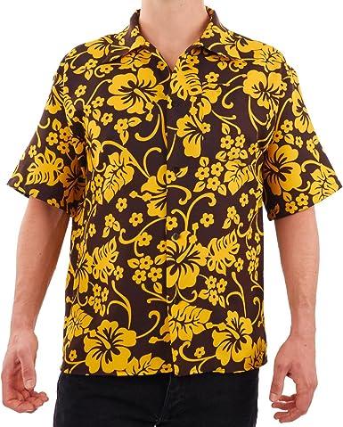 Largemouth Raoul Duke Hunter S Thompson – Miedo y asco en Las Vegas Camisa de Disfraz de Hawaiana
