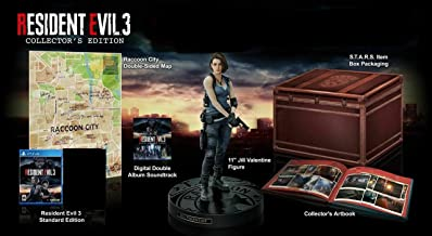 Resident Evil 3 Collectors Edition Game (Sony Playstation 4 - No Console Included)