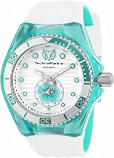 TechnoMarine Women's 113021 Cruise Beach Stainless Steel Watch