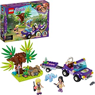 LEGO Friends Baby Elephant Jungle Rescue for age 6+ years old 41421