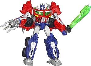 Transformers Prime Beast Hunters Voyager Class Optimus Prime Figura 6.5 Pulgadas