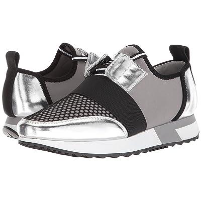 Steve Madden Antics Sneaker (Silver Multi) Women