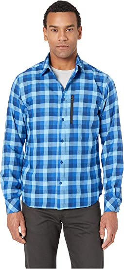 Catalina Blue Plaid