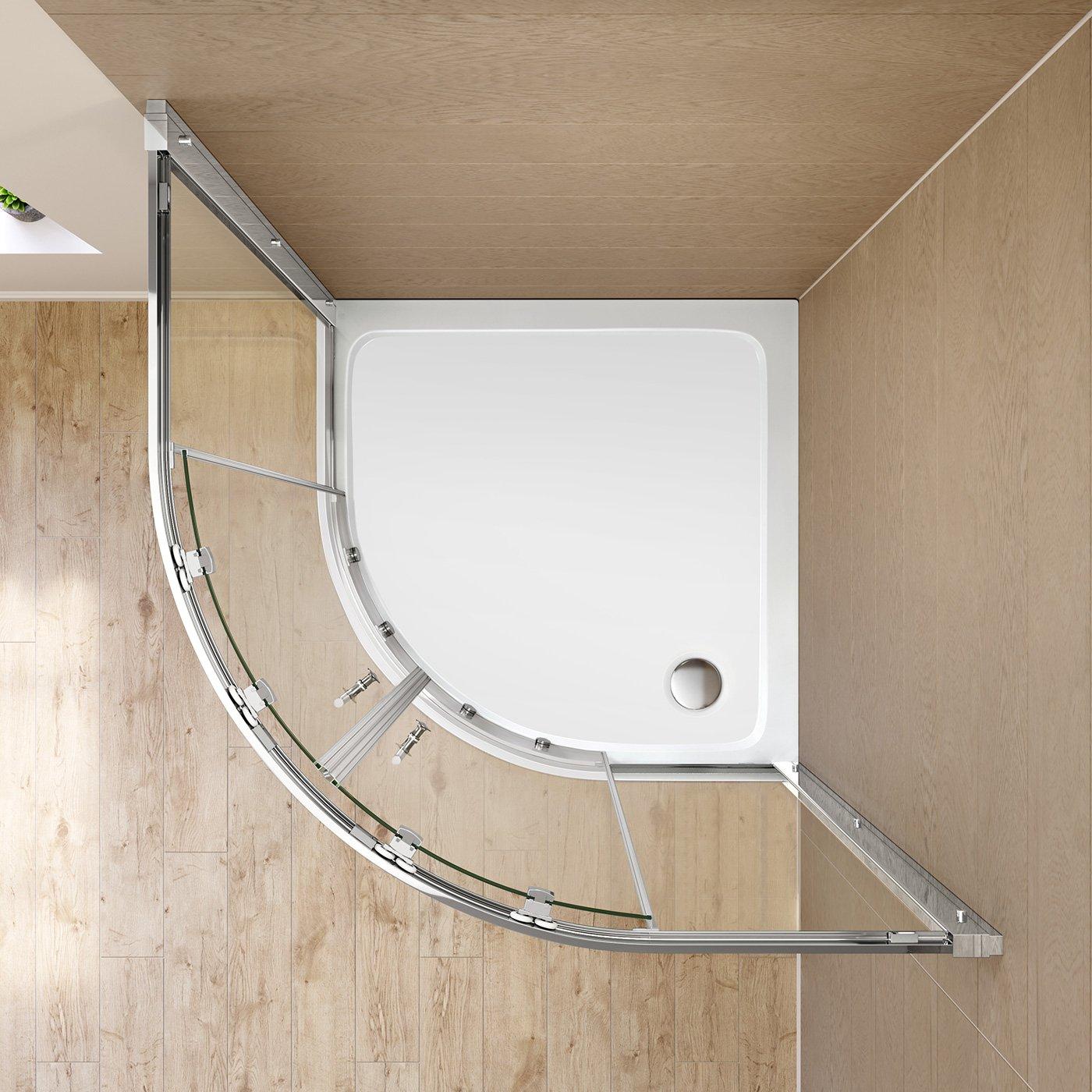 800 x 800 mm diseño de cuadrante esquina para puerta cabina de ...