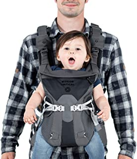 baby carrier max weight