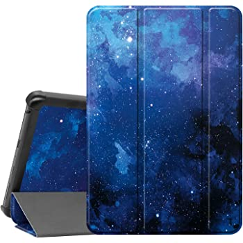 "Famavala Shell Case Cover Compatible with All-New 8"" Fire HD 8 / Plus (10th Generation 2020 Release) Tablet (BlueSky)"