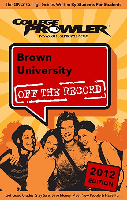 Brown University 2012 (English Edition)