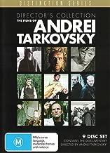 Andrei Tarkovsky Collection Solaris / Ivan's Childhood / Andrei Rublev / The Mirror / Stalker  Solyaris / Ivanovo detstvo / Andre NON-USA FORMAT, PAL, Reg.0 Australia