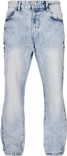 Southpole Men's Streaky Basic Denim Regular Fit Jeans