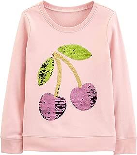 girls sequin sweatshirts