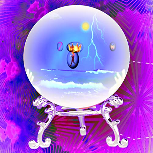 Mi inspiradora bola de cristal