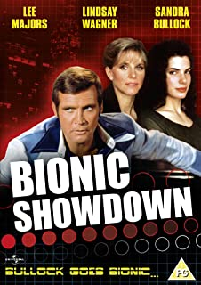 Bionic Showdown: The Six Million Dollar Man and the Bionic Woman Bionic Showdown: The 6 Million Dollar Man and the Bionic Woman NON-USA FORMAT, PAL, Reg.2.4 United Kingdom