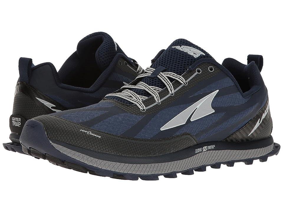 Altra Footwear Superior 3 (Navy/Black) Men
