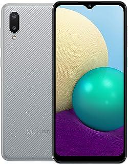 Samsung Galaxy A02 Dual SIM, 32GB 3GB RAM LTE (UAE Version), Gray
