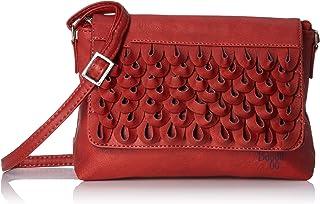 Baggit Women's Cosmetic Bag (Brick RED) (U 1)