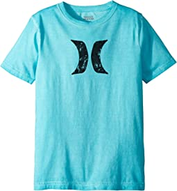 Hurley Kids Destroy Tee (Big Kids)