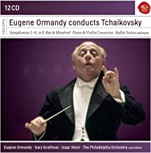 Tchaikovsky: Symphonies 1 - 6, in E flat & Manfred / Piano & Violin Concertos / Ballet Suites