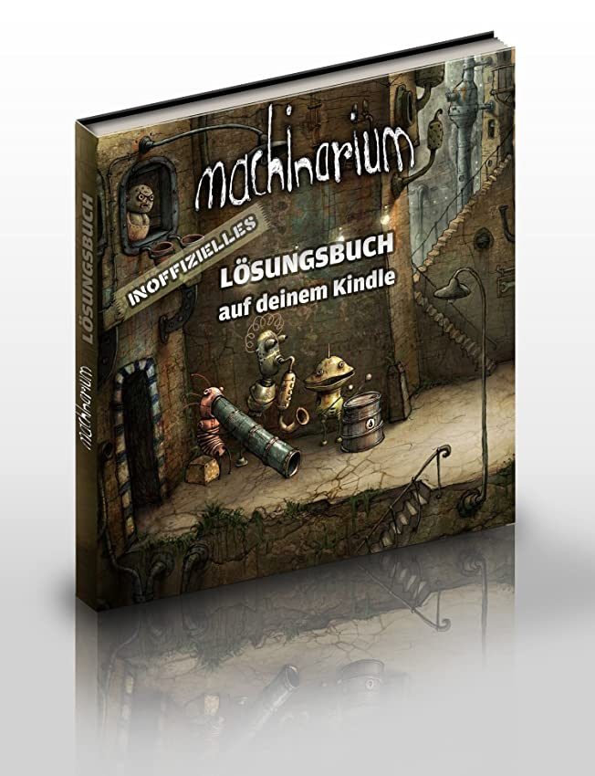 報いる取り組む必要条件Machinarium - L?sungsbuch (German Edition)