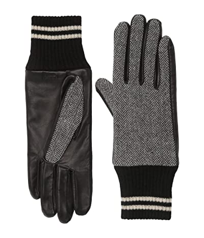 rag & bone Ski Gloves (Black Multi) Extreme Cold Weather Gloves