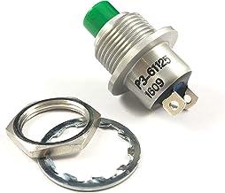 Otto Green Momentary Push Button Switch (4lb Pressure) P3-61125