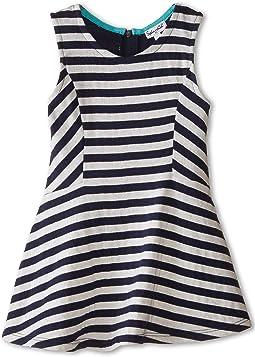 Fashion Stripe Dress (Toddler)