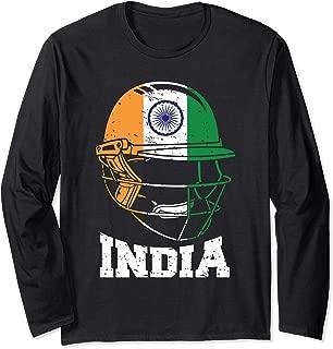 India Cricket Kit 2019 | Indian International Fans Jersey Long Sleeve T-Shirt
