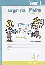 Target Your Maths Year 1 Workbook