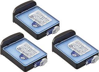 パナソニック シェーバー洗浄剤カートリッジ ラムダッシュ洗浄充電器用 3個入り ES035