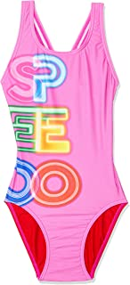 Speedo Girls Glow LEADERBACK ONE