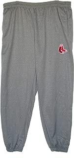 Majestic Athletic Boston Red Sox Men's 2X-Large 2XL Performance Sweatpants - Gray